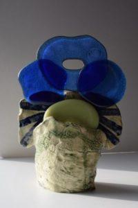 Eigene Welten in Keramik und Glas