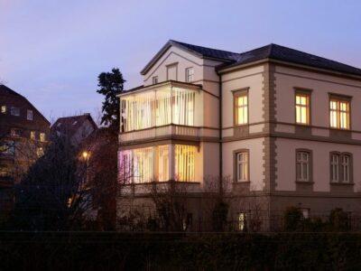Villa Bosch bis Ende November geschlossen:  BEGEGNUNGEN -  15. Mitgliederausstellung des Kunstverein Radolfzell e.V.